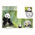 U.N.Panda 2014 Silbermünzbrief - 100892300000 - 1 - 140px