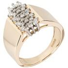 Ring 585 Gelbgold Brillanten mit ca. 0,50 ct 18 - 100894500001 - 1 - 140px