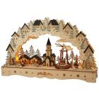 Lichterbogen Dorf mit Weihnachtsmarkt - 100916800000 - 1 - 140px