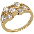 Ring Zirkonia 925 Sterling Silber verg. 21 - 100933500004 - 1 - 140px