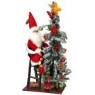 Santa mit Baum 80cm - 100937900000 - 1 - 140px