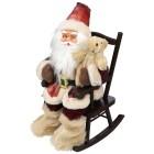 Weihnachtsmann auf Stuhl 45cm - 100938300000 - 1 - 140px