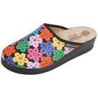 SANITAL LIGHT Hausschuhe Wollblume multicolour 42 - 100943700008 - 1 - 140px