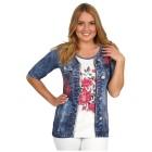 BRILLIANTSHIRTS Shirt 'Boho' multicolor 48/50 - 100974800004 - 1 - 140px
