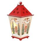 LED-Holzlaterne rot-weiß - 100976200000 - 1 - 140px