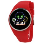 Atlanta Smartwatch 9703/1 mit Touchdisplay, rot - 101067700000 - 1 - 140px