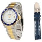 """DELMA """"Santiago Ladies"""" Quarzuhr bicolor blau - 101096800000 - 1 - 140px"""