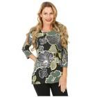 RÖSSLER SELECTION Damen-Shirt multicolor 36 - 101211900001 - 1 - 140px