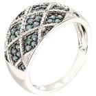 Ring 585 Weißgold Diamanten 19 - 101216600002 - 1 - 140px