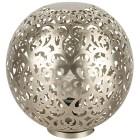 Kugellampe Kareem silber - 101222200000 - 1 - 140px