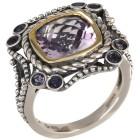 Ring 925 Sterling Silber Amethyst 16 - 101269500001 - 1 - 140px