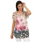 Damen-Shirt 'Kitty' multicolor 44/46-2/3XL - 101282200003 - 1 - 140px