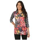 ÉTOILE DE MER  Long-Bluse 'Fabienne' multicolor S (36/38) - 101293800001 - 1 - 140px