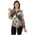 FASHION NEWS Damen-Bluse 'Alina' multicolor S (36/38) - 101303000001 - 1 - 140px