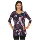 RÖSSLER SELECTION Damen-Longshirt multicolor 38 - 101305000002 - 1 - 140px