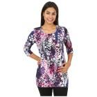 RÖSSLER SELECTION Damen-Longshirt multicolor 36 - 101305500001 - 1 - 140px