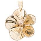 Blüten-Anhänger 585 Gelbgold - 101328000000 - 1 - 140px