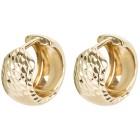 Creolen 750 Gelbgold Diamantschnitt - 101328100000 - 1 - 140px