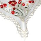 Mitteldecke Blumen 110x110cm - 101336300000 - 1 - 140px