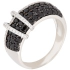 Ring 925 Sterling Silber, Spinell/Zirkonia 18 - 101366900001 - 1 - 140px