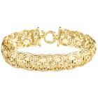 Fantasie-Armband 585 Gelbgold - 101388800000 - 1 - 140px