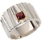 Ring 925 Sterling Silber Granat 18 - 101395300001 - 1 - 140px