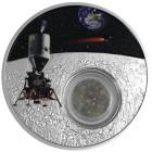 USA Silbermünze Mondlandung 1 Carat - 101401300000 - 1 - 140px