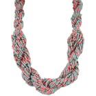 Collier Rocaille-Perlen gedreht - 101414800000 - 1 - 140px