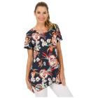 Damen-Bluse 'Scanno'  multicolor 38/40 (M/L) - 101449000001 - 1 - 140px