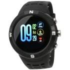 QWatch Smartwatch A1 schwarz mit GPS und Kompass - 101492900000 - 1 - 140px