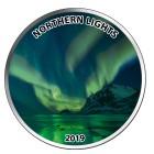Silbermünze Polarlicht Glow - 101499500000 - 1 - 140px