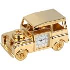 """Miniatur-Tischuhr """"Oldtimer"""" goldfarben - 101514200000 - 1 - 140px"""