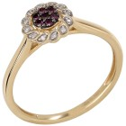 Ring 585 Gelbgold Brillanten Diamanten 17 - 101544800002 - 1 - 140px