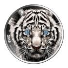Tiger mit blauen Diamantaugen - 101553200000 - 1 - 140px