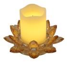 LED-Kerzenset Crystal gold - 101557100000 - 1 - 140px