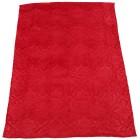 Kuscheldecke Ornamentprägung, rot - 101557800000 - 1 - 140px
