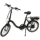 Saxonette E-Bike Compact schwarz - 101571100000 - 1 - 140px