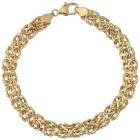 """Königsketten-Armband """"Byzanz"""" 585 Gelbgold ca.20cm - 101642400000 - 1 - 140px"""