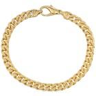 Panzerarmband 585 Gold 4fach diamant. ca. 20,4g - 101648800000 - 1 - 140px
