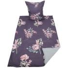 AllSeasons Bettwäsche 2-teilig, mauve floral - 101661500000 - 1 - 140px