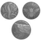 Set3 Silbermünzen Silverline - 101674200000 - 1 - 140px
