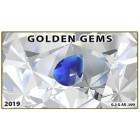 Golden Gems Goldbarren Saphir - 101674500000 - 1 - 140px