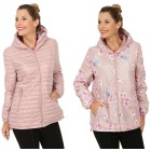 Damen-Wende-Jacke 'Franca' rosé 38/40 (46) - 101687600001 - 1 - 140px