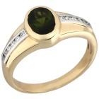 STAR Ring 585 Gelbgold AAA Turmalin grün   - 101700400000 - 1 - 140px