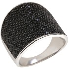 Ring 925 Sterling Silber rhodiniert, Spinell 18 - 101736700001 - 1 - 140px