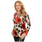 Damen-Feinstrick-Pullover 'Lynn' multicolor 38/40 (M/L) - 101743900001 - 1 - 140px