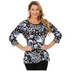 BRILLIANTSHIRTS Shirt 'Gemona' multicolor