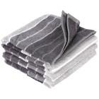 Handtuch 4er-Set grau - 101773200000 - 1 - 140px