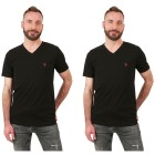 2er Pack U.S. POLO ASSN. T-Shirt schwarz XXL - 101827100004 - 1 - 140px