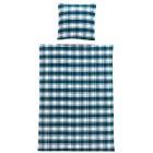 OPTIDREAM Premium Biber-Bettwäsche blau - 101828900000 - 1 - 140px
